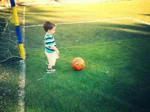 soccer player huck