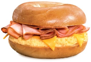 ham egg cheese