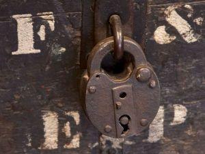 locked bathroom