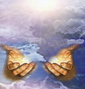 Praying hands pic