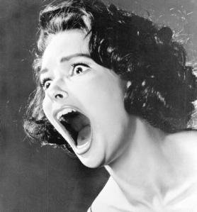 Susan Strasberg in Seth Holt's SCREAM OF FEAR (1961). Courtesy P
