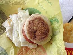egg white mcmuffin