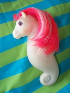 my little pony seahorse
