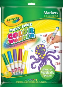 color free markers
