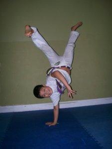 inti capoeira
