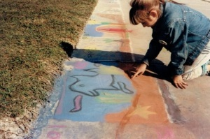 me dolophin chalk