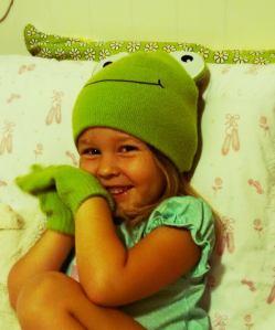 alma frog