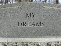 dreams die